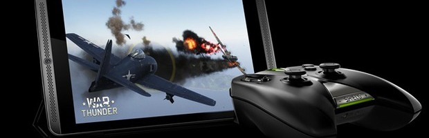 Nvidia Shield Tablet presentato a Lucca Comics and Games 2014 - Replica - Notizia