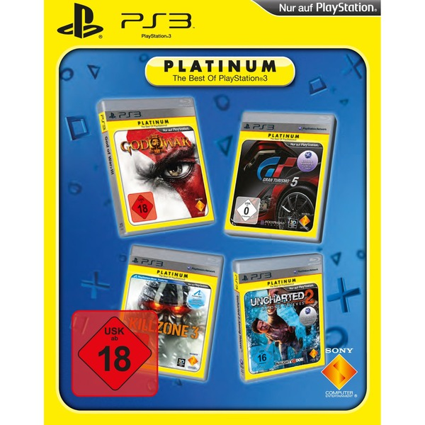 Rivelati i titoli del bundle Quattro Platinum Pack per PlayStation 3
