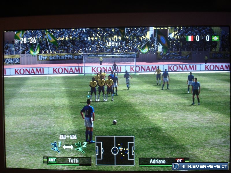 pes 2005 demo clubic