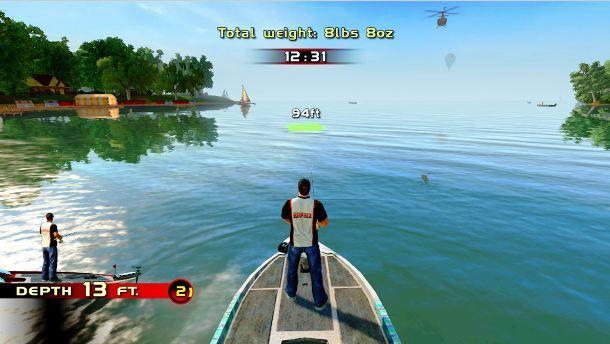 Come collegare la rete per pescare dal video di mani