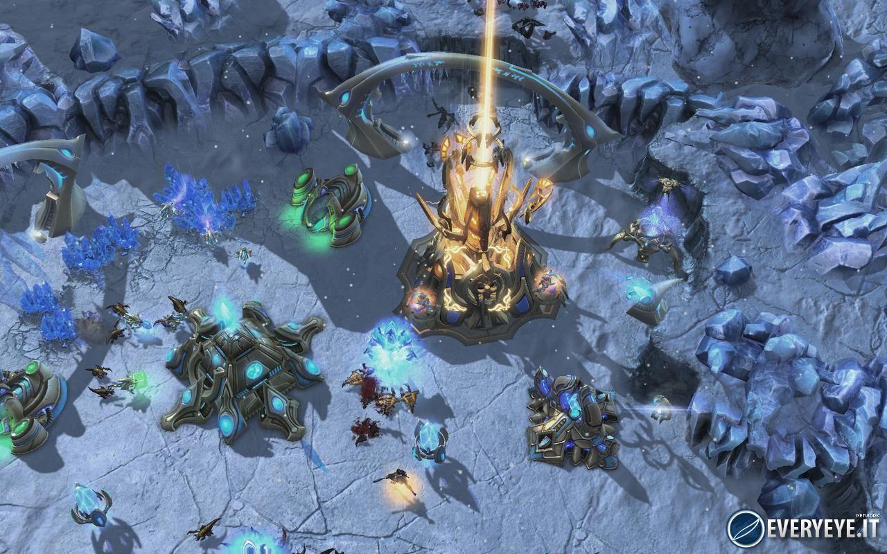 Colori di matchmaking di StarCraft 2