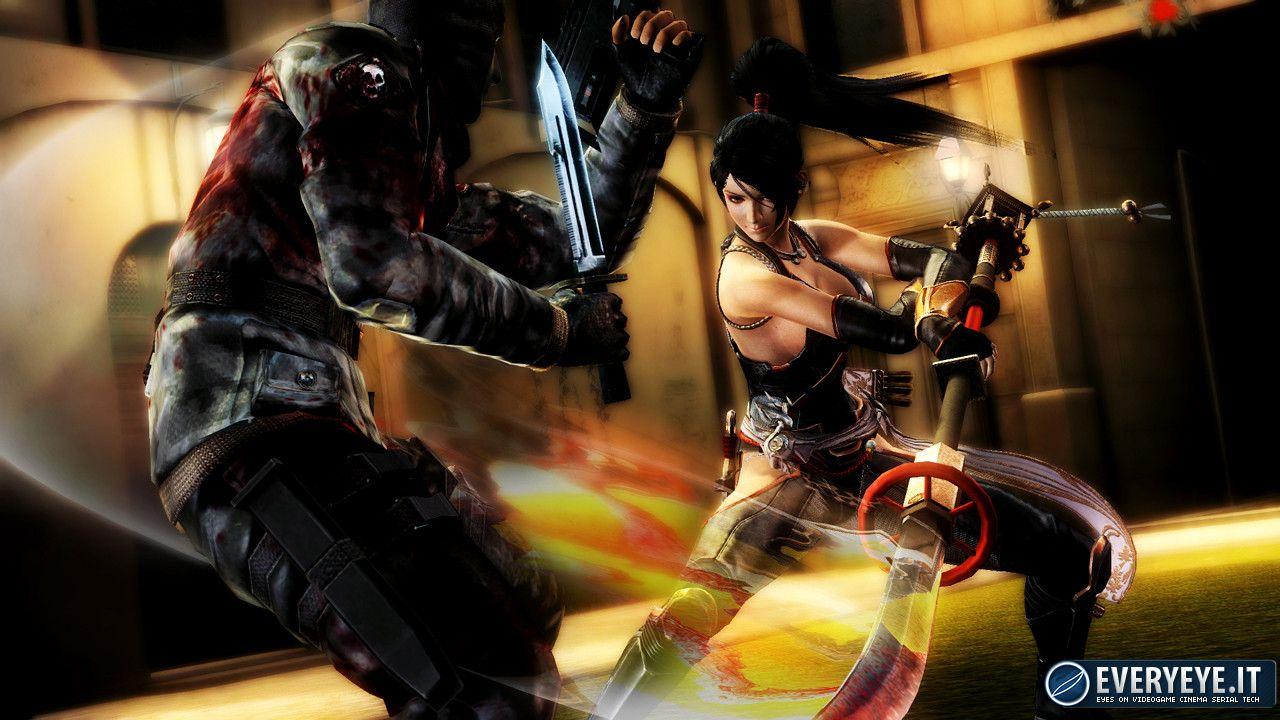 ninja gaiden 3 razors edge ps4