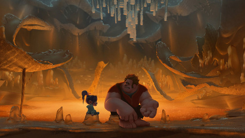 Recensione Ralph Spaccatutto The Art Of Wreck It Ralph