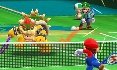 Nuovo trailer per Mario Tennis Open