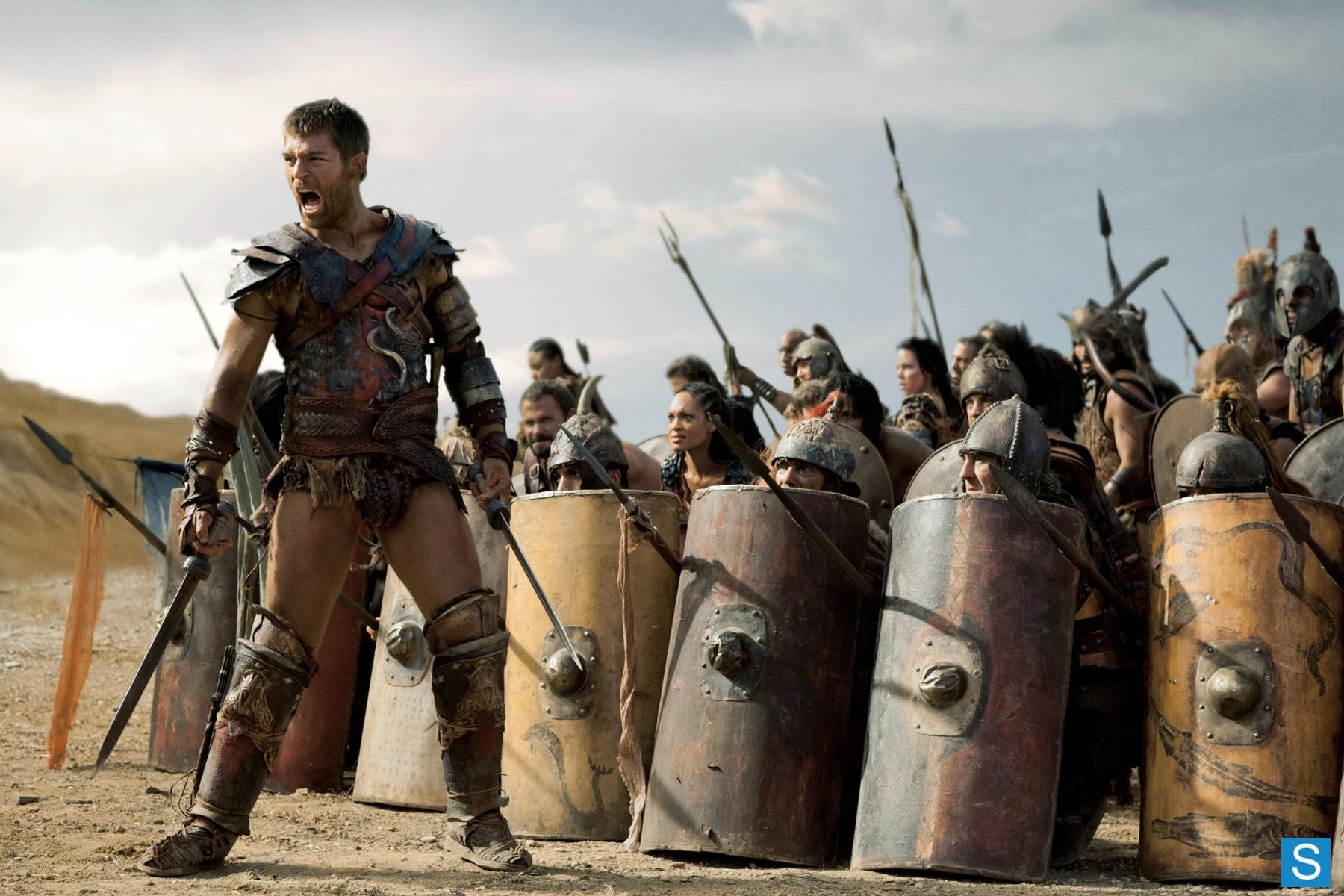 Speciale Spartacus War of the Damned - 18678