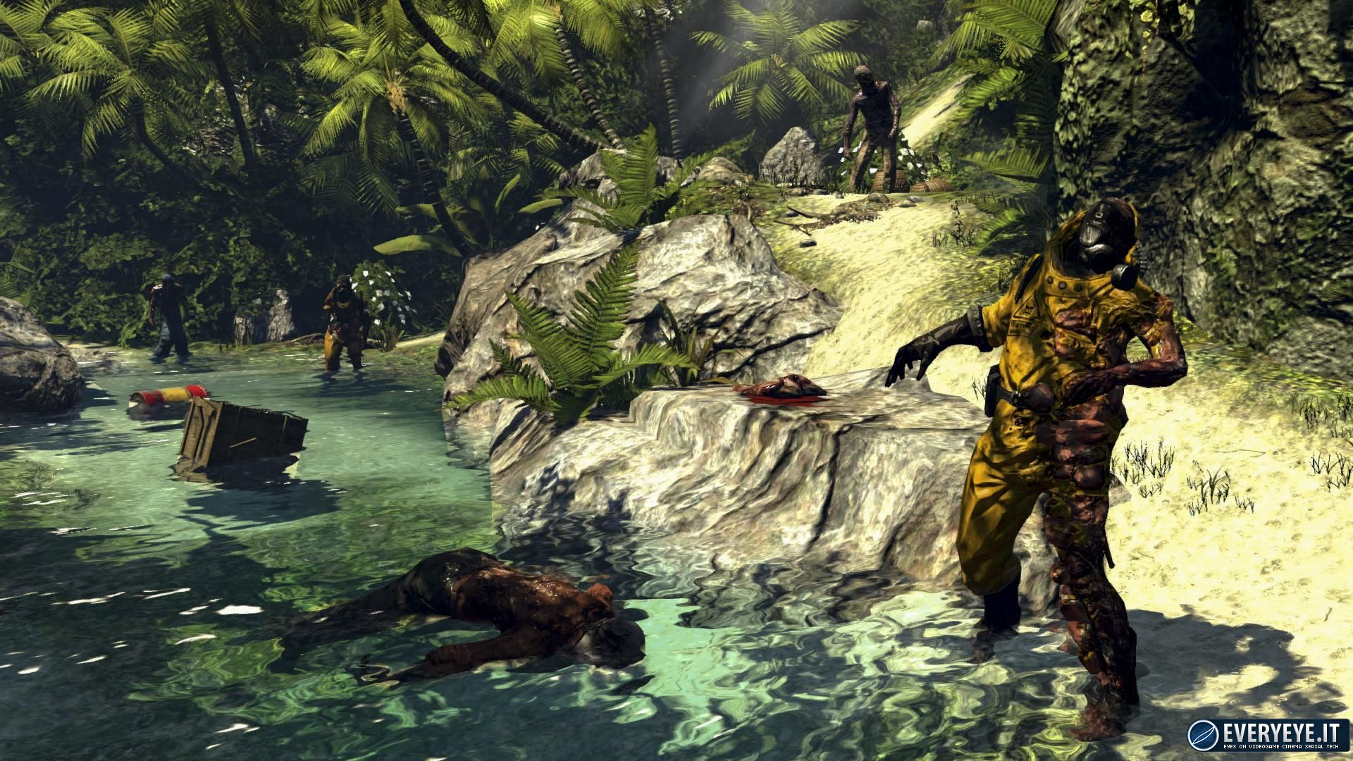 How To Mod Weapons In Dead Island Ps