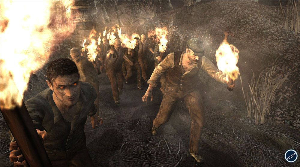 resident evil 4 hd edition pc  completo