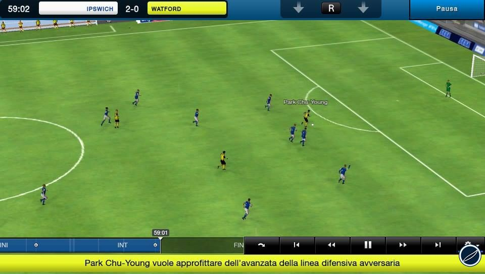 Football Manager Classic 2014 for Vita will release on April