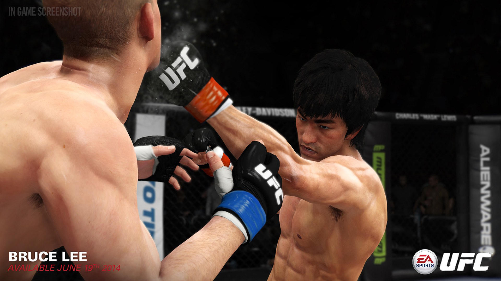 Recensione EA Sports UFC - Everyeye it