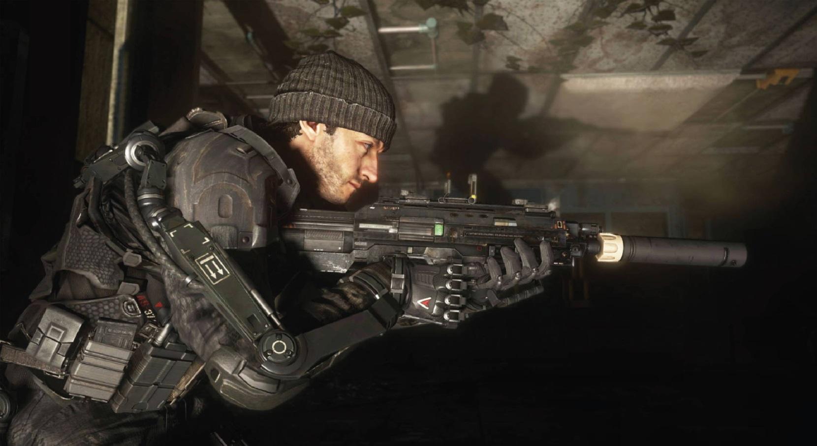Call Of Duty Advanced Warfare Wallpapers