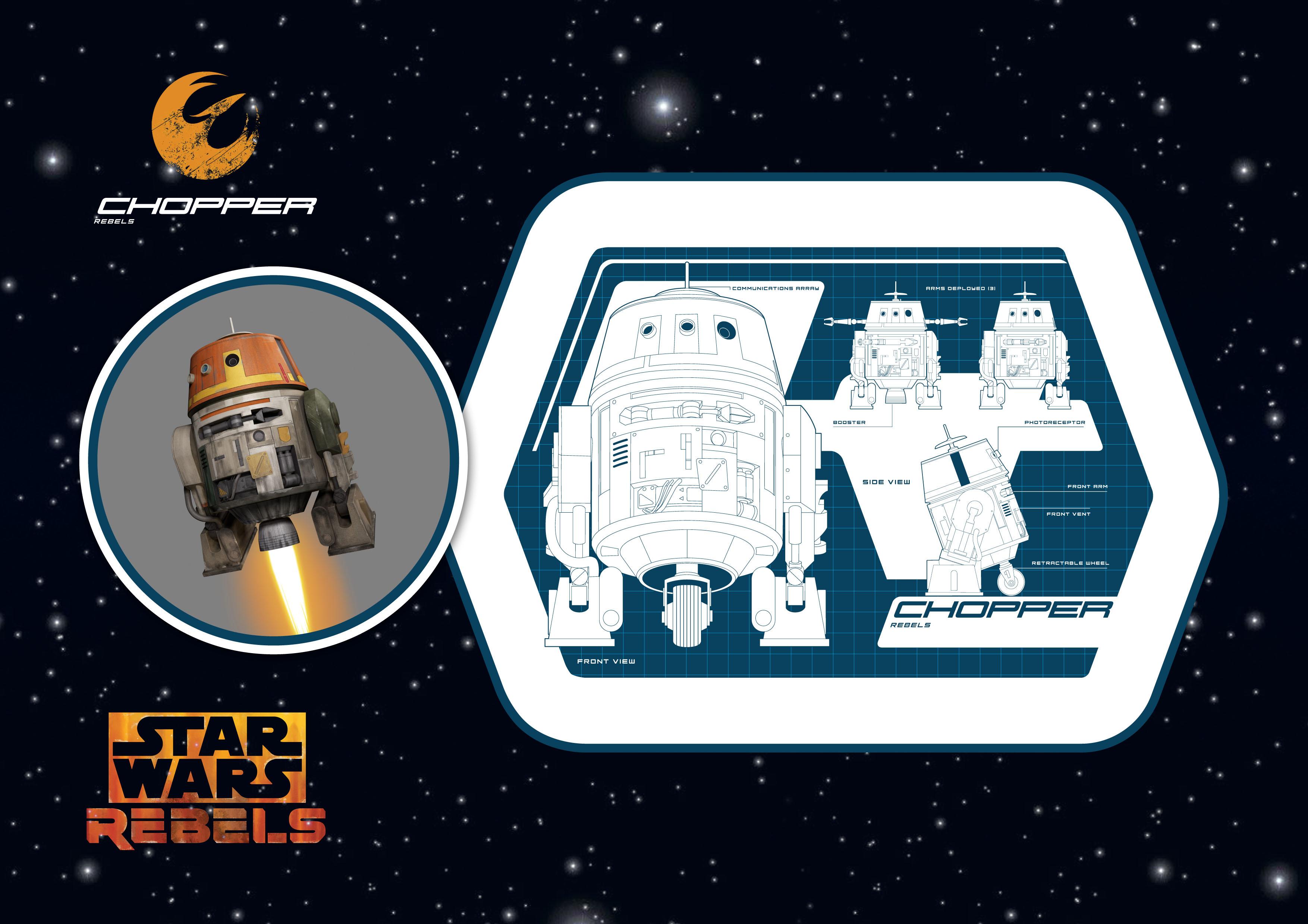 Star wars rebels - stagione 1