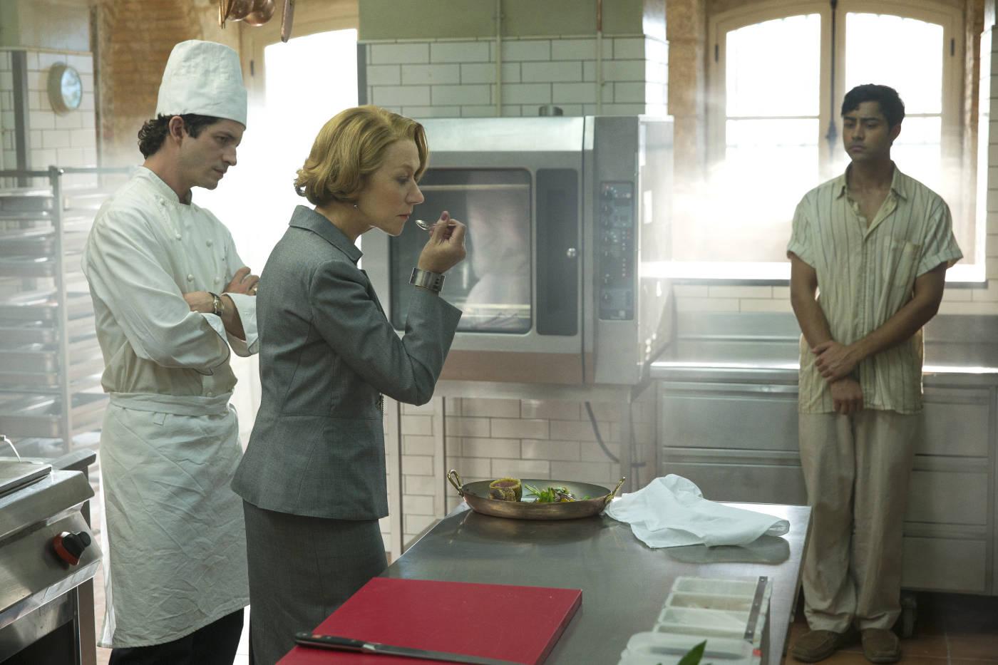 : Come Imparai A Non Preoccuparmi E Ad Amare Il Cinema: Amore Cucina  #7B3F3C 1400 933 Cucina Etnica A Londra