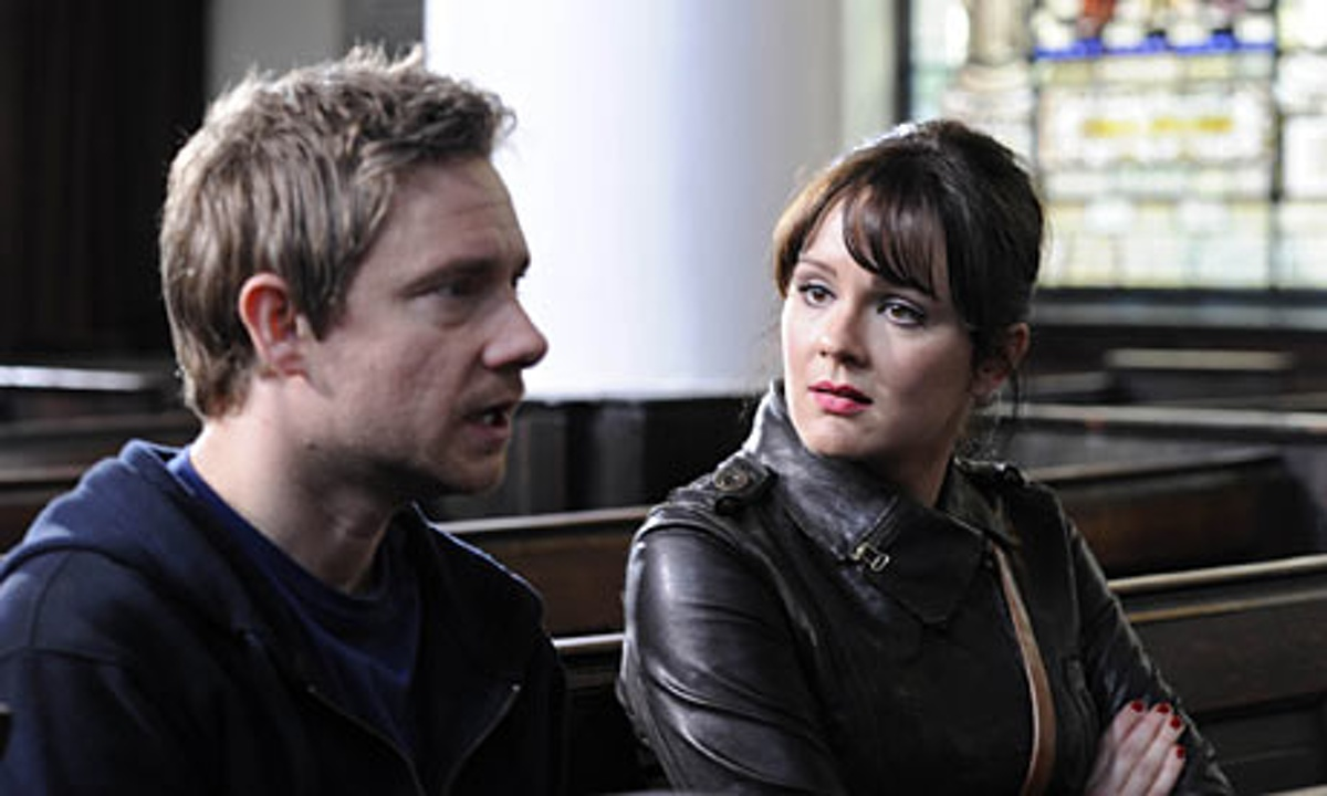 rachael stirling boy meets girl Watch boy meets girl saison 1 online, danny reed actor: rachael stirling, martin freeman, marshall lancaster, paterson joseph, angela griffin.