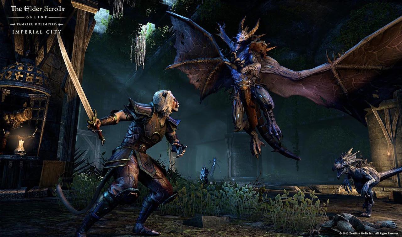 Recensione The Elder Scrolls Online: Imperial City - 28041