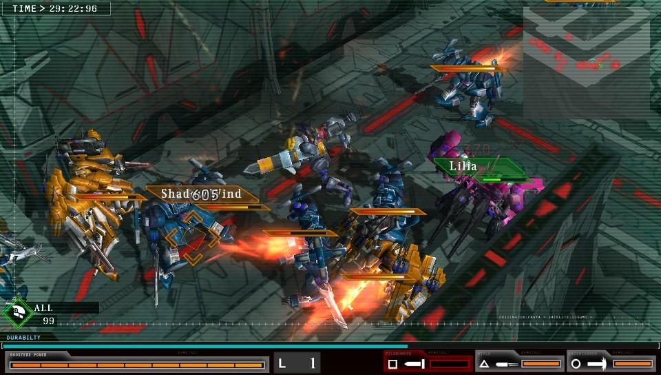 damascus gear operation osaka hd edition gameplay