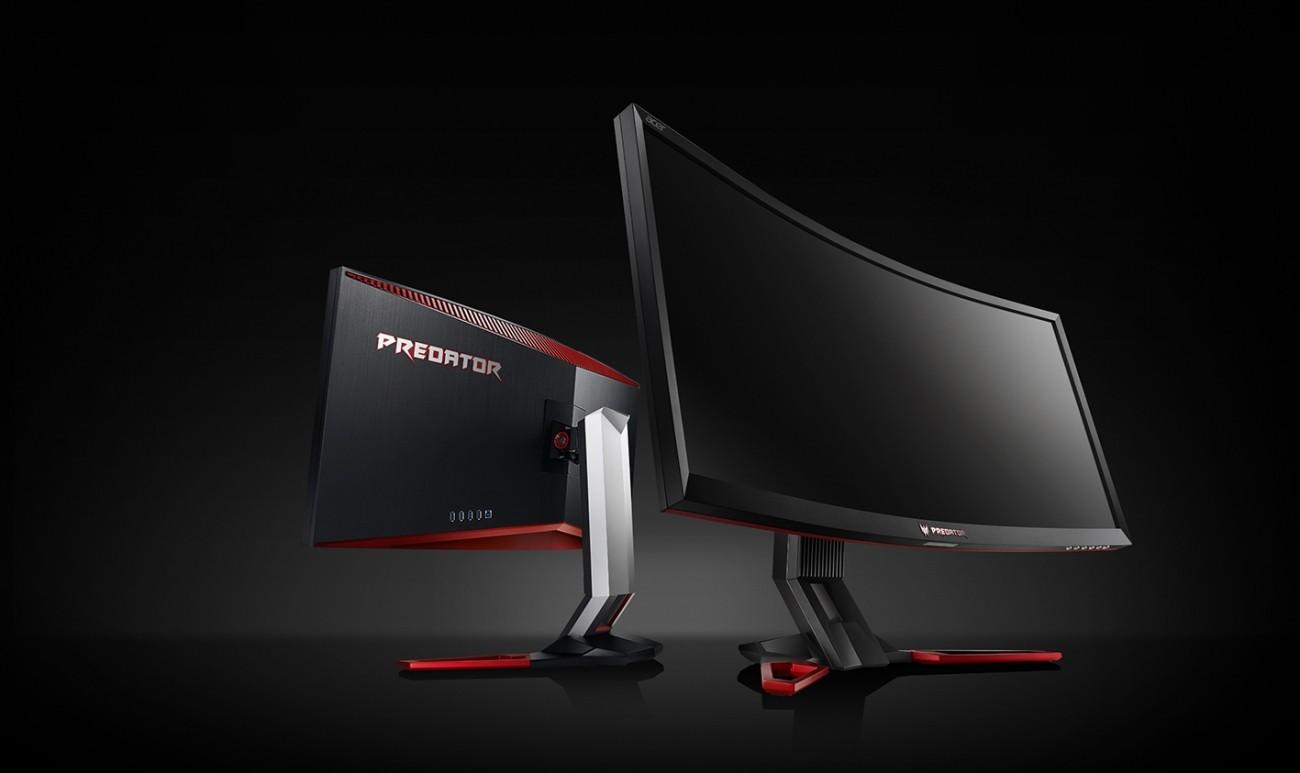 Anteprima Acer Predator Z35 Monitor Da 35 Quot Curvo Con
