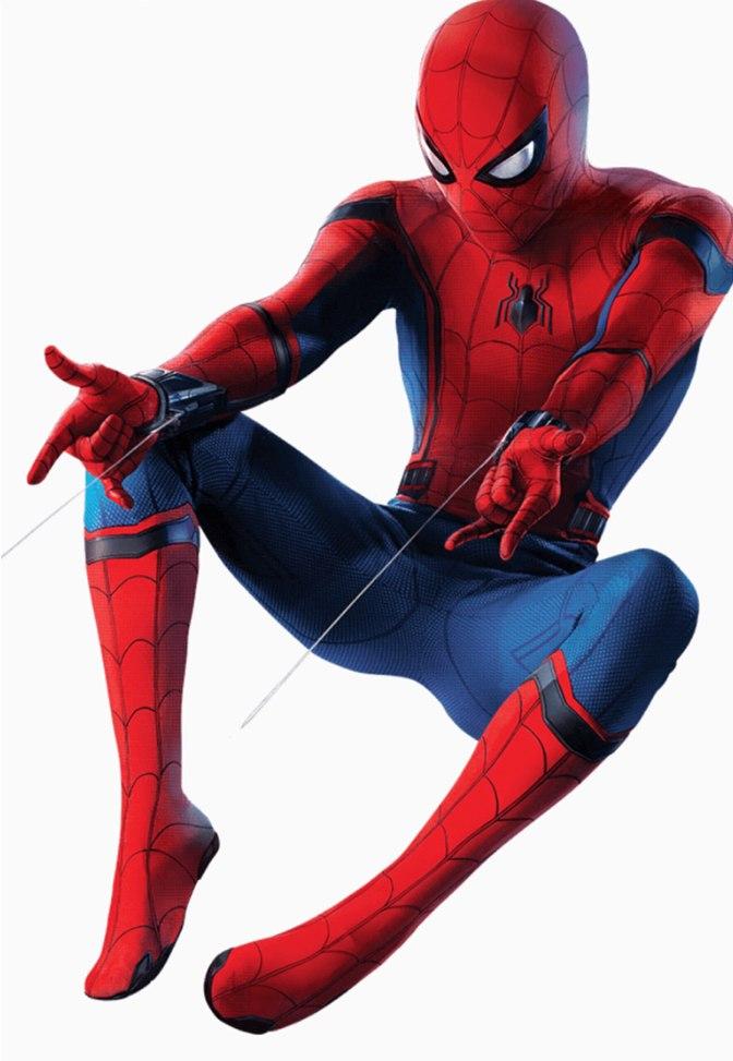 FUNKO POP VINILE SPIDER Man lontano da casa Hero Tuta #468 ** In Stock ** Subito!