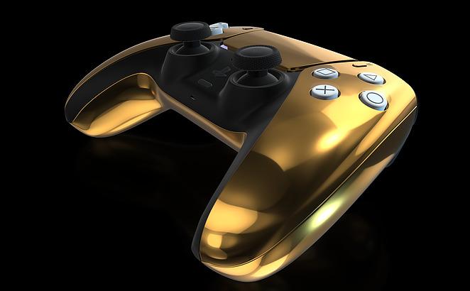 PS5: annunciata un'edizione speciale in oro 24 carati!