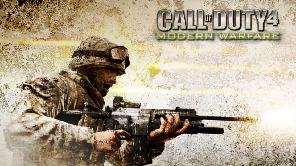 Call of duty 4 Modern Warfare - Все ноутбуки Часть 2. Видео, Call o