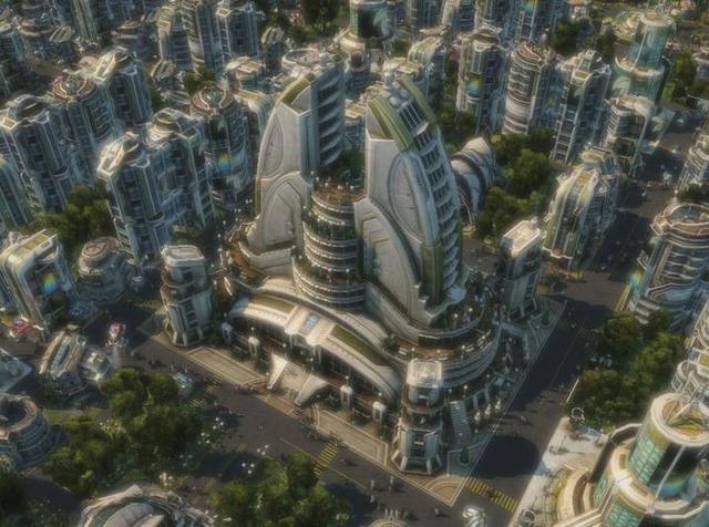 Anno 2070 Deluxe Edition Новый Диск RUS Repack. Скриншот 3.